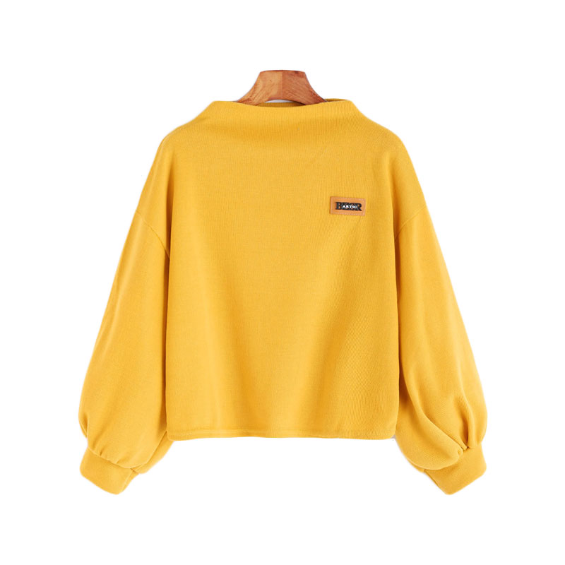 FREE SHIPPING Yellow Besr Artic Sweatshirt JKP014